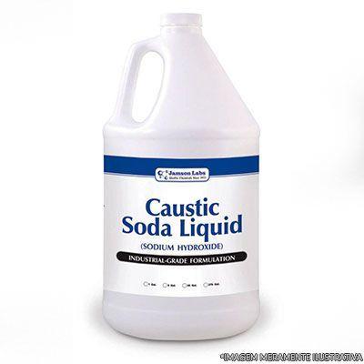 Onde comprar soda cáustica líquida
