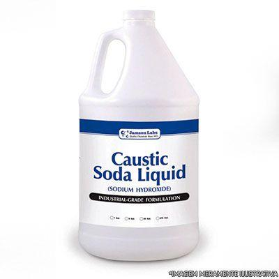 Soda cáustica líquida preço